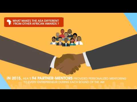 Discover the African Entrepreneurship Award