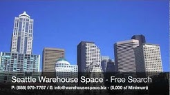 Seattle Warehouses for Rent | Warehouse Space