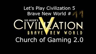 Civilization V - Brave New World #11 Church of Gaming 2.0 | Deutsch HD FrostgrimUnlimited