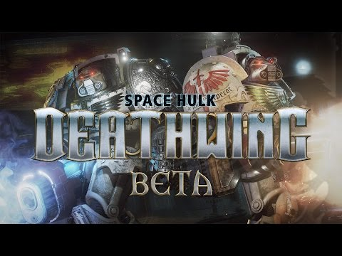Space Hulk Deathwing with SplatterCat [Part 1] - Multiplayer Co-op