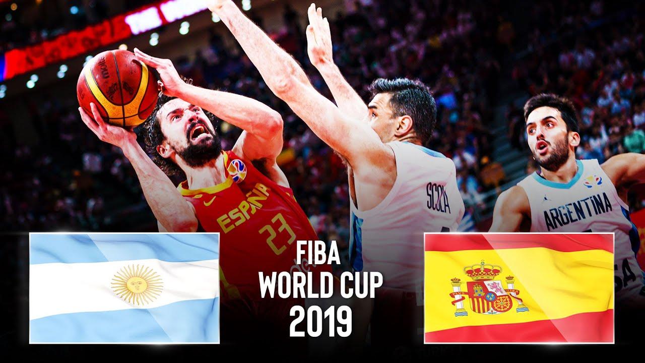 Argentina 🇦🇷 v Spain 🇪🇸 | FINAL