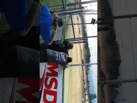 Aj ward racing 6/1/18@ I-96 Speedway )Feature win #7
