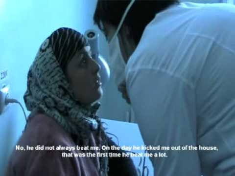 There was no reason, he just beat me... - Domestic Violence - Tajikistan