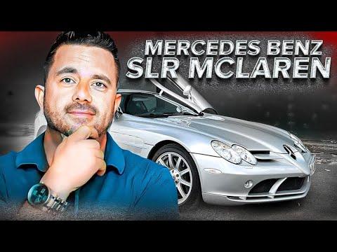 Mercedes Benz SLR Mclaren    Misunderstood Supercar???