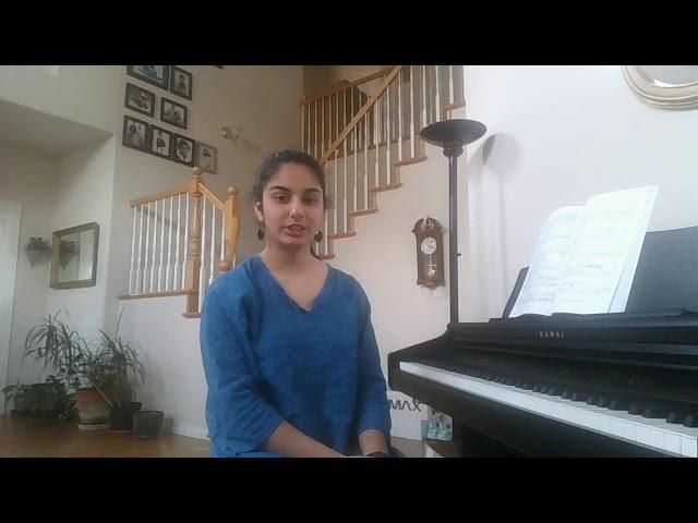 Instrumental Entry | Mahika Bhan 2 | Arizona, USA