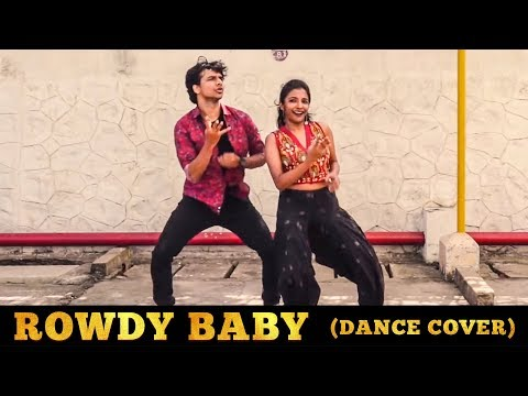 Rowdy Baby (Dance Cover) | The Crew Dance Company Choreography | Maari 2