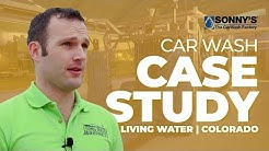 Car Wash Business Case Study - Living Water Express Car Wash