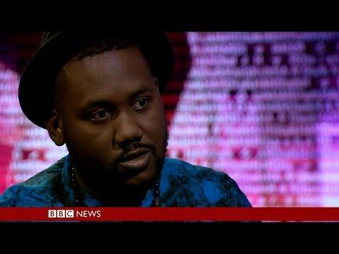 BBC HARDtalk - Tef Poe - Rapper and Activist (18/2/15)