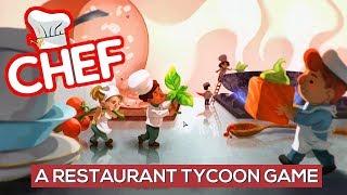 เกมทำร้านอาหารสุดมุ้งมิ้ง ~ Chef: A Restaurant Tycoon Game
