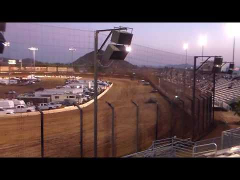 IMCA Modified Heat 2 - Perris Auto Speedway 9/10/16