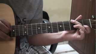 O re chiraiya cover (Guitar Instrumental)