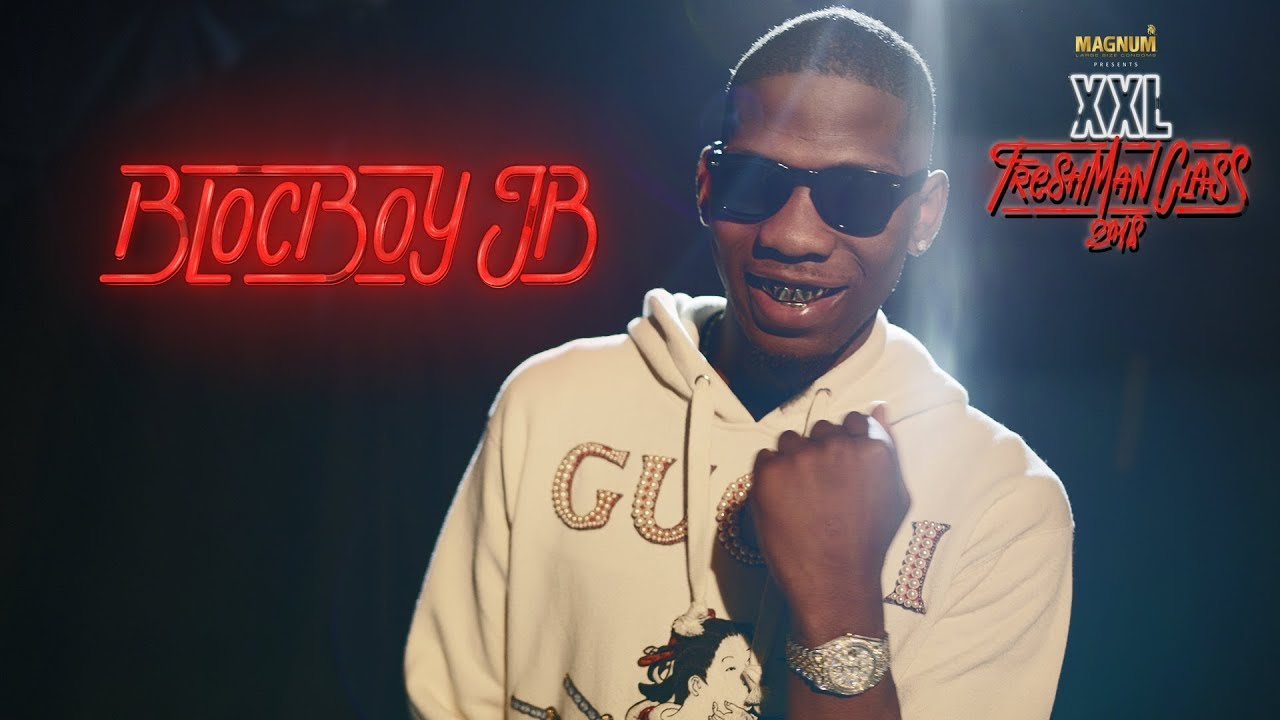 BlocBoy JB's Surprise Rise to Fame - 2018 XXL Freshman Interview