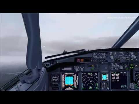 P3D v4 5 PMDG 737,747,777 takeoffs and landings compilation June 2019