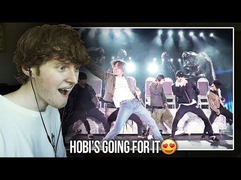 HOBI'S GOING FOR IT! (BTS () Rehearsal Stage CAM 'Dionysus' | Reaction/Review)