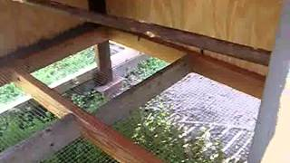 Small Chicken Coop With Run