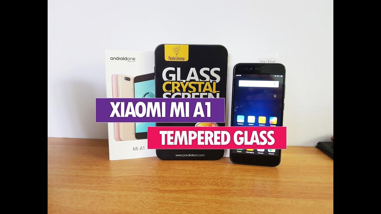 Xiaomi Mi A1 Best Tempered Glass Screen Protector Youtube Cafele Original For Redmi Note 5