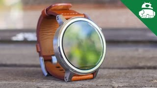 Moto 360 (2nd Gen) Review(Buy at Amazon: http://geni.us/3602nd -|- Full review & ratings: http://goo.gl/T99qcS The Moto 360 brings an updated design to their Android Wear smartwatch., 2015-10-13T14:17:41.000Z)