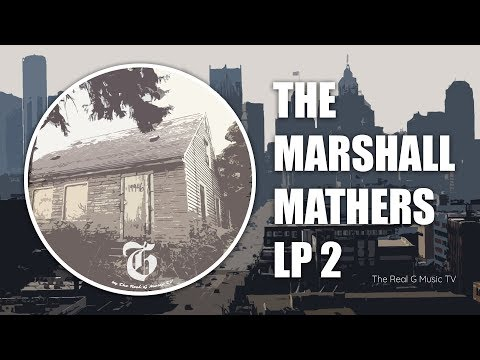 Eminem - Rap God [Lyrics] [The Marshall Mathers LP2] [Produced By DVLP]