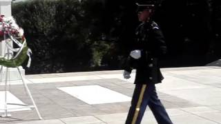 What happens when you disrespect the Tomb of the Unknown Soldier