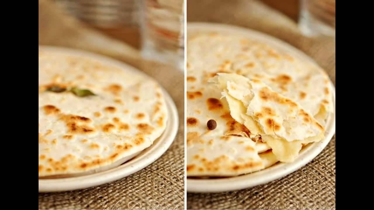 паратха-индийские лепешки рецепт