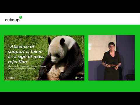 The power of the Community of Practice   Emily Webber   CukenFest London 2017