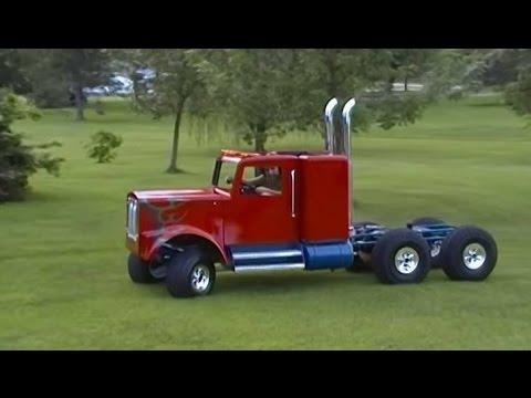 Mini Semi Trucks Video 2 Youtube