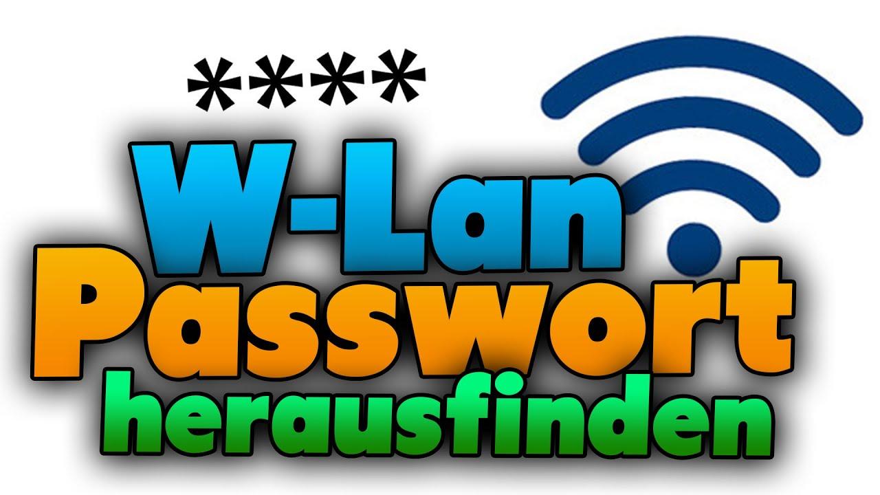 Windows 10 Wlan Passwort ändern