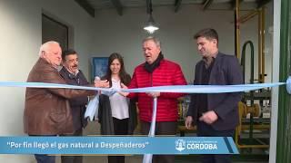 """""""Por fin llegó el gas natural a Despeñaderos"""""""
