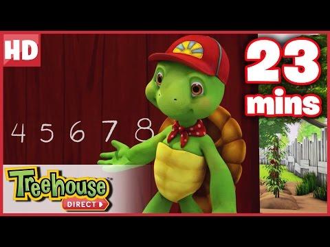 Franklin and Friends: Franklin's School/Hoppity Bop - Ep. 30