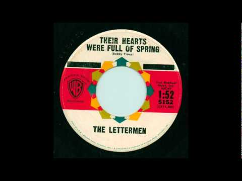 The Lettermen - Their Hearts Were Full Of Spring / When