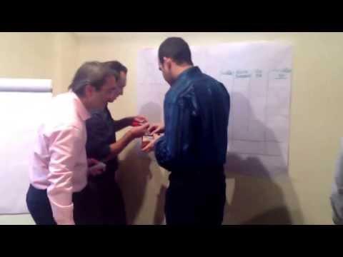 Lean Sales Master Class, Madrid Noviembre 2013