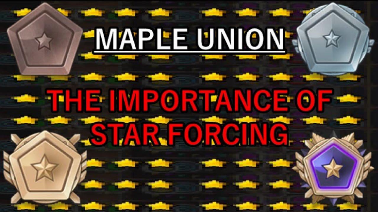 MapleStory Maple Union aka Legion System Guide | AyumiLove