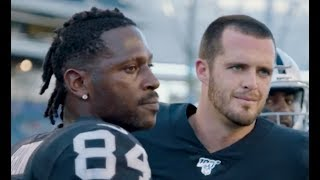 Hard Knocks HBO: Antonio Brown keeps it real with Coach Gruden