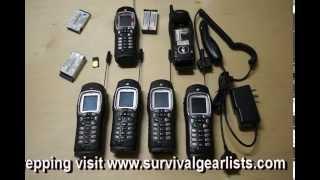 Motorola i355 - Push to Talk Communication