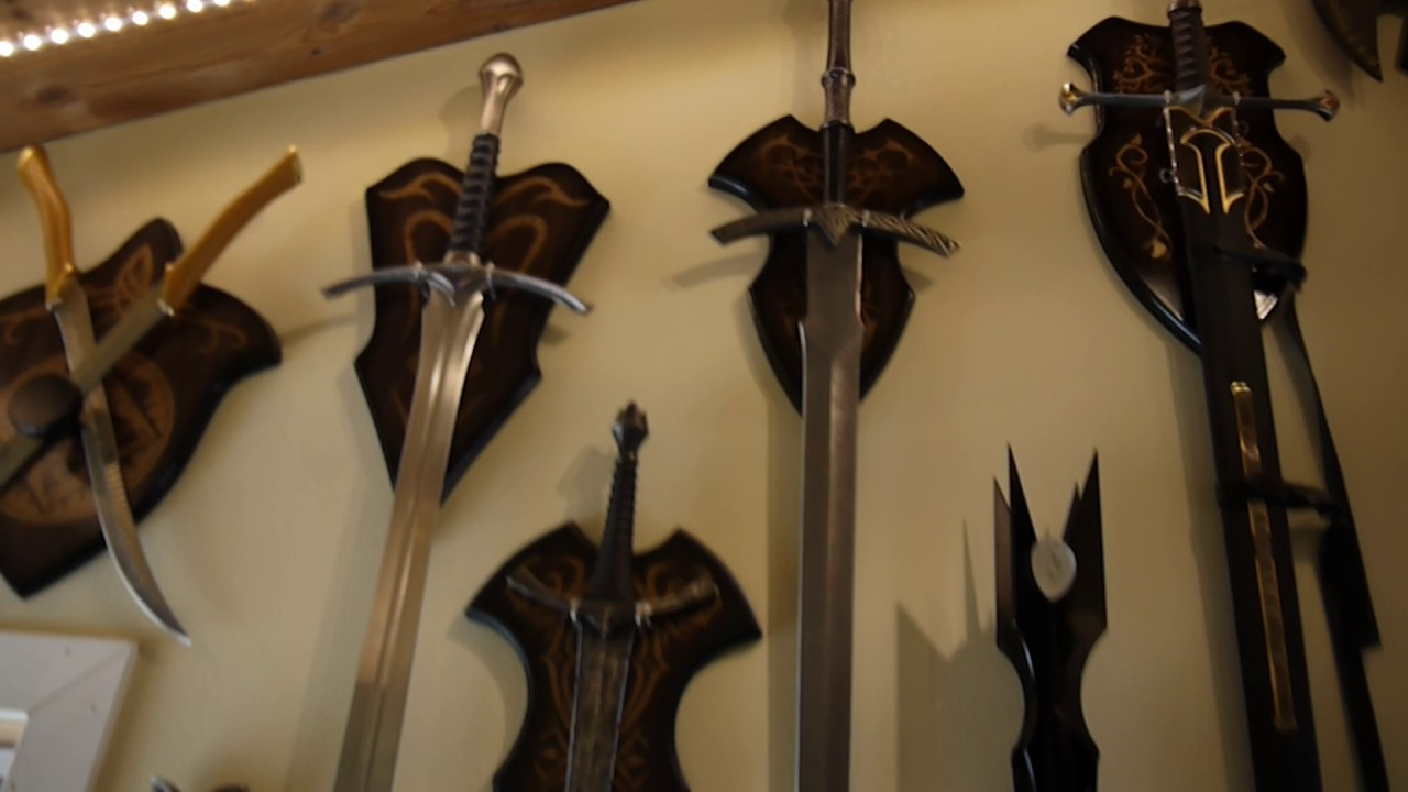 Lord of the Rings The Hobbit United Cutlery Collection