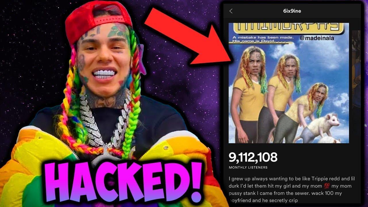 6IX9INE NASIL HACKLENDİ? | Lil Nas X, Nle Choppa, Tyga, Lil Durk | Amerika Rap Gündemi