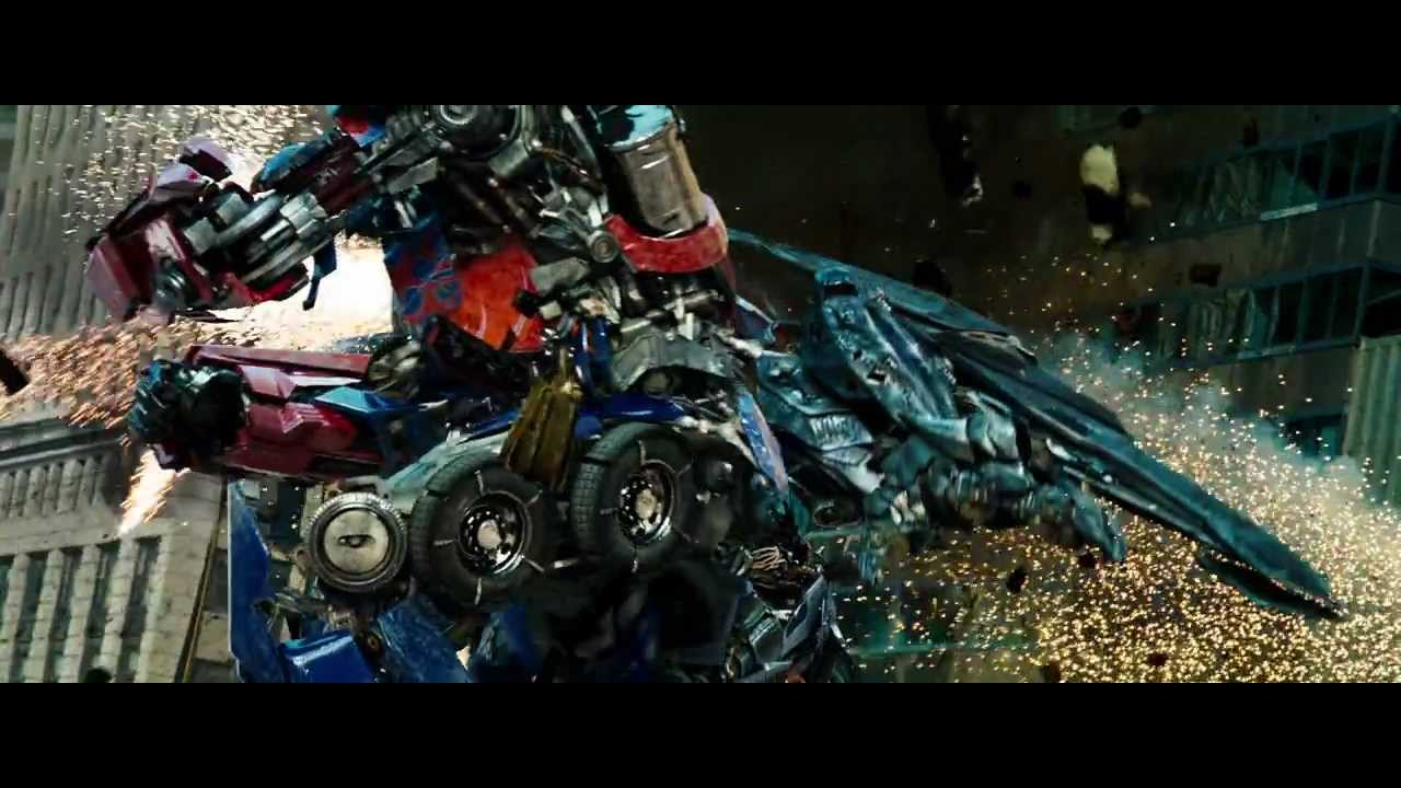 transformers 3 fight scene - optimus prime rage [hd 720p] - youtube