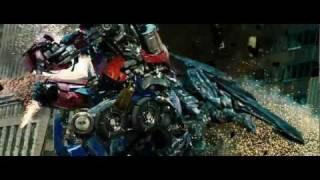 Transformers 3 Fight Scene - Optimus Prime Rage [HD 720p]