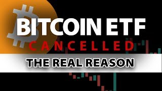 No Bitcoin ETF? SEC Shutdown a LIE! The Truth is Hard to Swallow. Bitcoin ETF Canceled Investigation