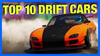 Top 10 Drift Cars In The Crew 2!!