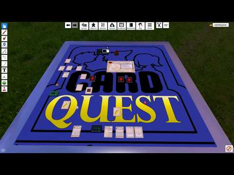 card Quest: How to Play  