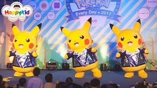 Pikachu Song Pokémon Go! Dance | اغنية بيكاتشو رقصة بوكيمون جو! للاطفال