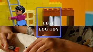 Lego egg toys review || Yousuf Toys Review