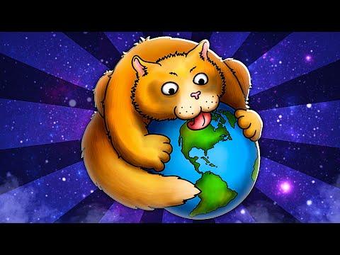 LE CHAT MANGE TOUT ! - Tasty Planet Forever
