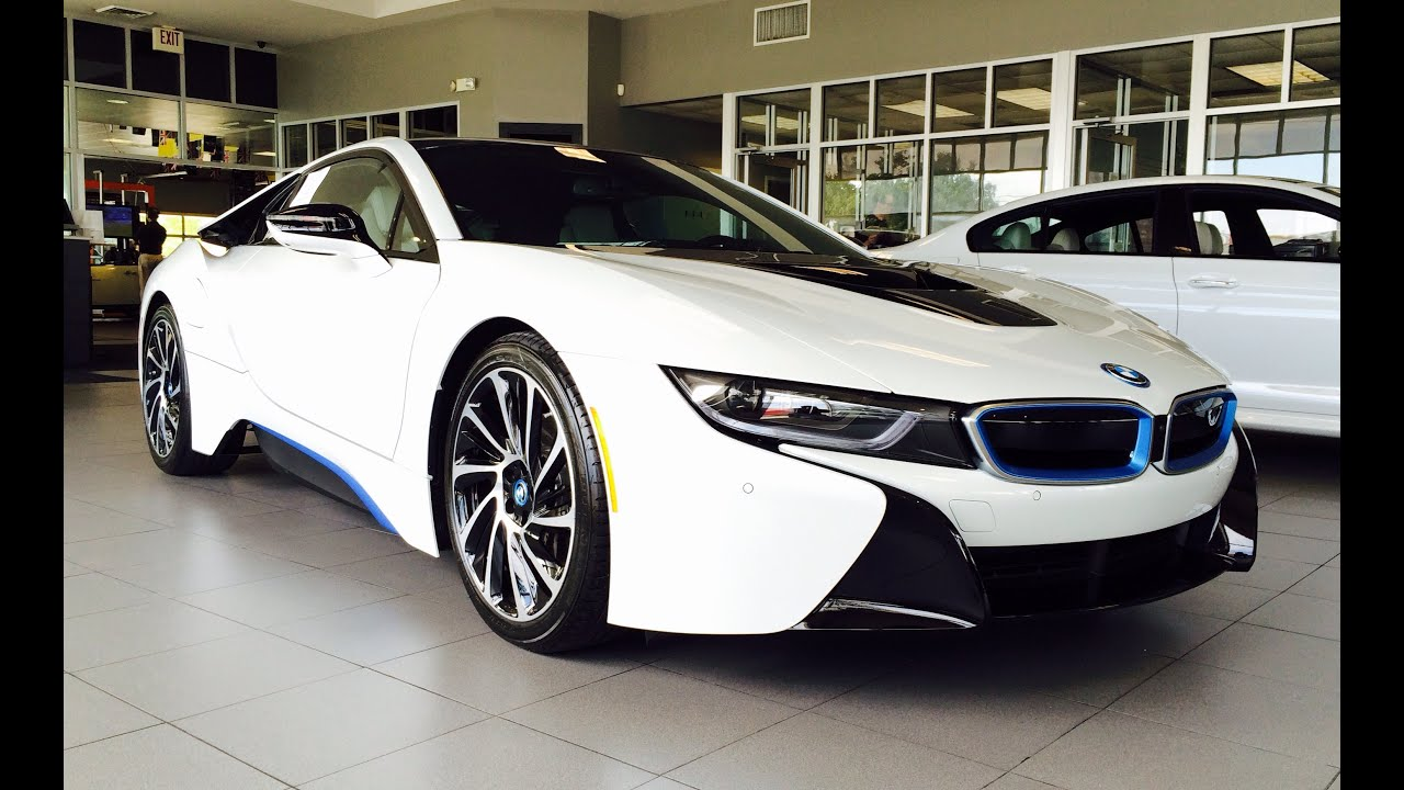 2014 BMW I8 Walk Around Exterior Review