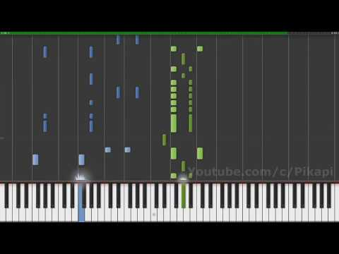 Fate Grand Order OP - 清廉なる Heretics Piano Synthesia