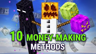 I Tested 10 Money making Methods | #1 Will Shock You! (Hypixel Skyblock)