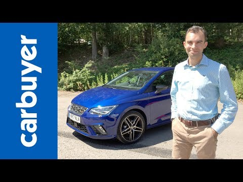2018 SEAT Ibiza hatchback review – James Batchelor – Carbuyer