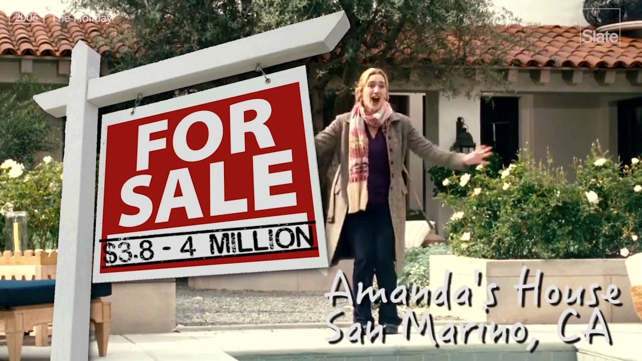 Nancy Meyers How Much Does It Cost To Live In A Nancy Meyers Movie Youtube