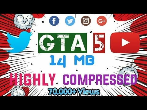 GTA 4 Highly Compressed For PC 32MB 100% working YouTube